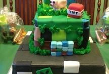 E's Minecraft Party