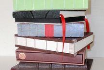 relieur et livre / kirjansidonta, bookbinding