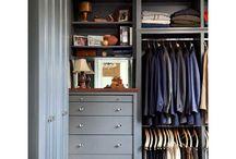 kledingkast indeling