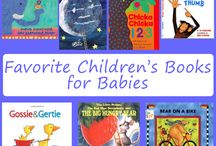 Kids Books / by Amy Hubble Dempster