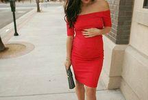 kläder gravid