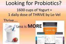 Le-Vel Thrive / by Allison Martin