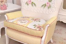 Upholstery Ideas / by Cheryl Fogg