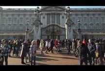 London: Buckingham Palace & The Queen's Gallery. Palatul Buckingham. Букингемский дворец - Лондон.