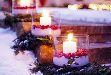 Christmas decor / by Melinda Lively