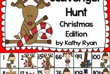 1st grade Christmas party / by Rhonda Washington