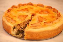Hartige taart recepten