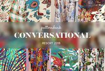 resort 2018 prints patterns