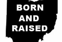Ohio: born & raised / All things Ohio.  Celebrating my state.