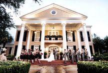 Spring Weddings at Southern Oaks Plantation / weddings
