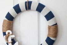 Wreaths Nautical