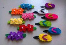 Crochet - Clips