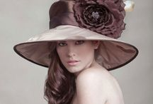 Glamour Millinery / www.tweet4gold.weebly.com