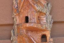 tallado madera