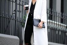 Simple Chic Minimalism / Minimalistic Fashion & Style Inspiration