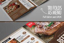 The menu style / The menu style