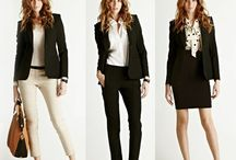 Office Appropriate Outfits / Because who says you can't be office appropriate and fashionable?