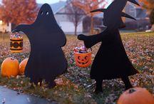 Halloween - Slhouettes