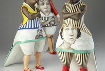 Ceramics / Ceramic pieces that suit my taste. / by Manuel Faísco