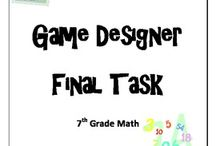 7th Grade Math / by Nicole Spencer