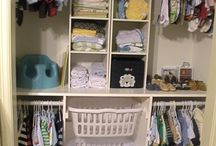 Ideas - Closet Storage / by Jesslyn Tabor