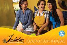 Recetas / Deliciosas recetas preparadas con la variedad de productos Indulac.
