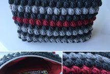 My own crochet stuff / #DIY #Crochet #Denmark #Hækle