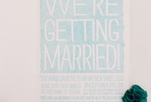 Wedding - Graphic Design / by Candace Wilson