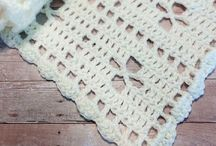 Baby blankets / Crochet blanket pattern ideas