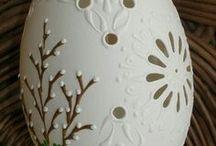 vajíčka děrovaná