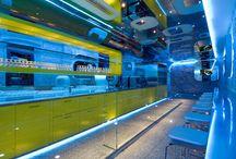 Acquadulza Lounge bar & Restaurant / Anche l'Acquadulza Lounge Bar & Restaurant è una realizzazione... CONCRETAmente diversa! Scopri di più: www.blog.concretasrl.com/acquadulza/ oppure www.concretasrl.com/view/progetti/bar-ristorante-acquadulza