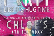 Invitations: Birthday Party