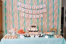 Williams birthday ideas