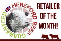 Hereford Beef Retailer of the Month / Discover our retailer of the month!