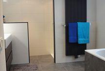Sanidrõme Thijssen Voorbeeld1 gerealiseerde badkamer / Sanidrome Thijssen uit Deurne toont graag de door hen gerealiseerde badkamer.
