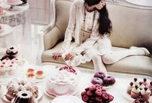 Vogue -The Princess and the cakes