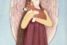 dog angels