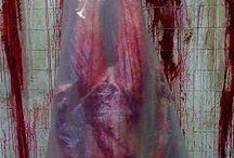 Toten Puppe