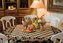 Decorating with Quilts / Decorating Rooms with Quilts