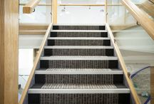Stair Nosings Offices / Quantum has created a wide variety of products ideally suited to the modern office environment. Safety is addressed by our range of Equality Act nosings whatever the floor covering.   Plus our bespoke fabrication service for curved edges and Quicksilver premium chrome effect finish at an affordable price for stylish and visually appealing flooring solutions for a presitigious office environment.