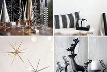 30 Moderne Weihnachts-Dekor-Ideen Für Ihr Zuhause