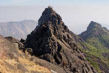 voyage au Gujarat : Girnar Hill