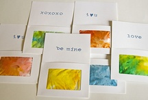 Cute Valentines Day Card Ideas / by Christina Duran Rhoad