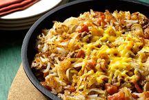 Food: Skillet Dinners