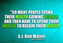 Inspiring Health Quotes / It has all the inspiring quotes on health.