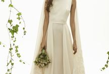 [ wedding : dresses ] / I don't need one, but I like a unique wedding dress as much as the next girl