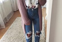 Ubrania na jesień