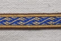 Tablet weaving- Other / by Maena