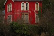 abandoned hause