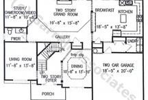 Sims 3/Sims 4 House Plans / House ideas for The Sims 3 and The Sims 4
